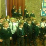 Reception Singing
